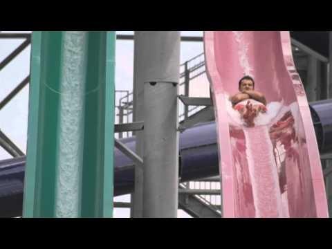 Toboganul Wahoo  www.divertiland.ro