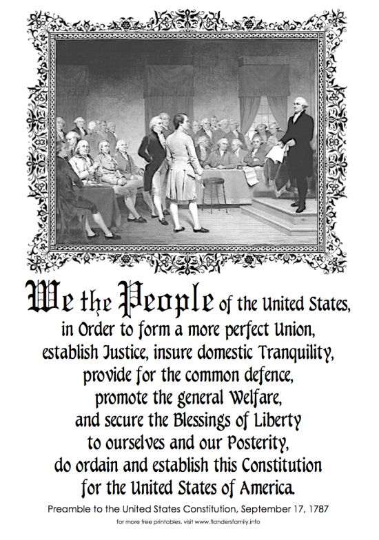 Worksheet Preamble To The Constitution Worksheet 1000 ideas about constitution on pinterest law to be and bill preamble the of united states america a free printable from www