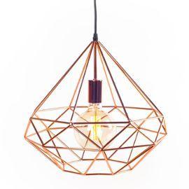 Une jolie lampe au Design Scandinave Vintage  #Déco #Lampe #Home