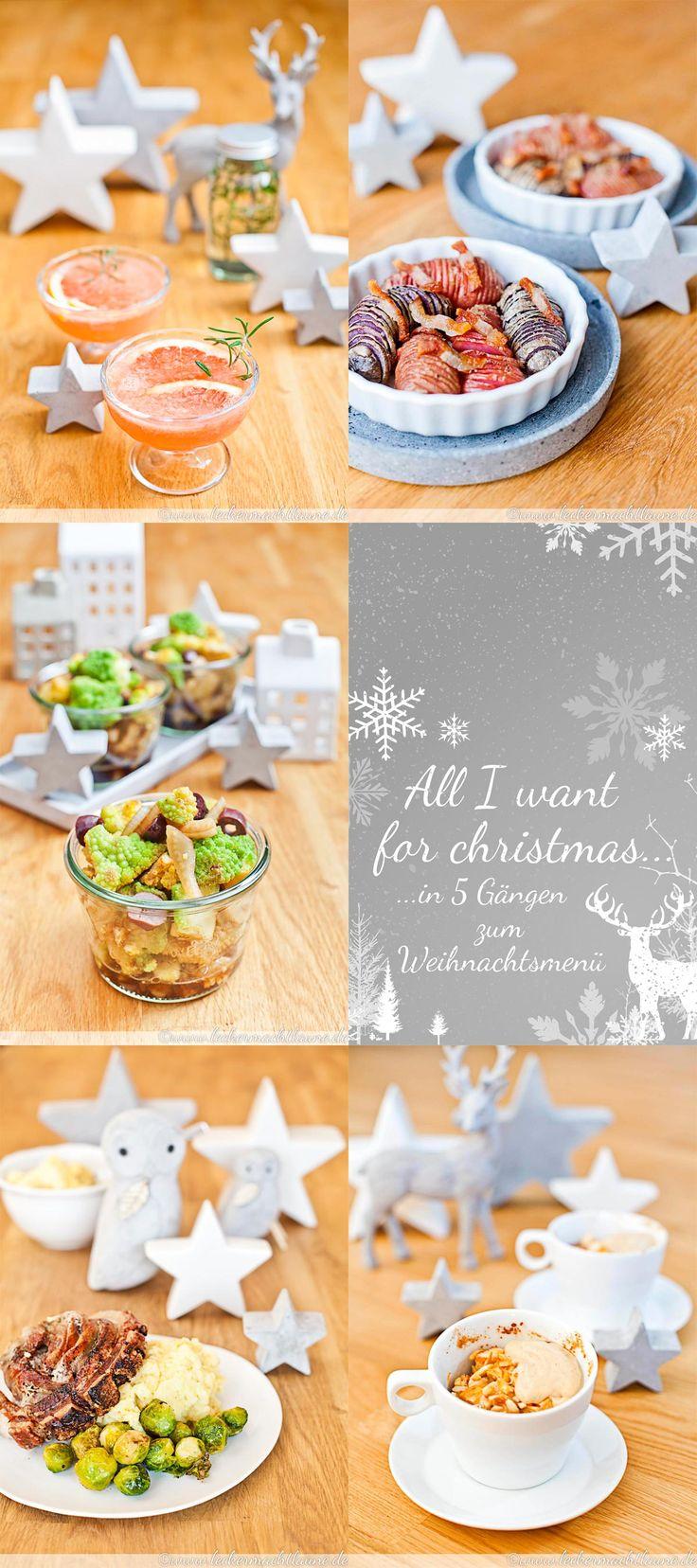Weihnachtsmenü 2016  – Zusammenfassung
