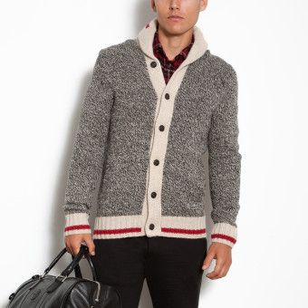 Roots - Cabin Cardigan