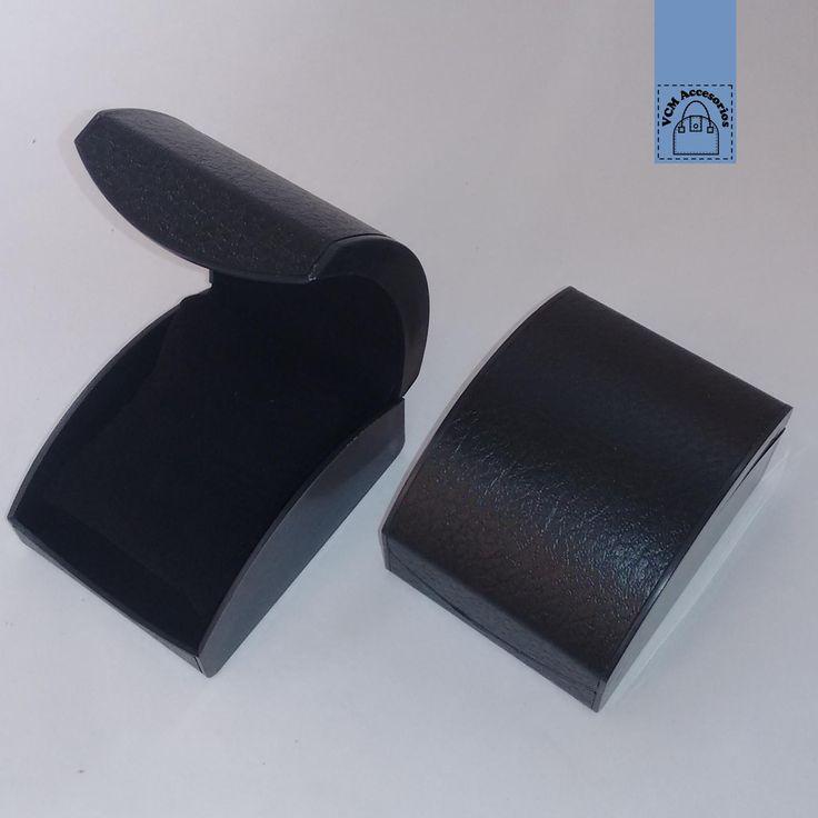 Caja para reloj color negro