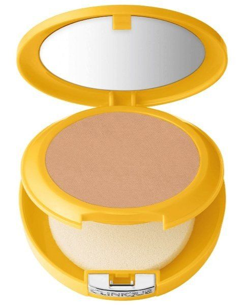 Puder mit Lichtschutzfaktor   Sommer Make Up   SPF 30 Mineral Powder Makeup for Face bietet den höchsten Schutz in Form eines Puders. Durch den hohen Anteil an Mineralien (exakt 67%) verleiht der ultrafeine Puder ein wunderschönes, seidiges und federleichtes Gefühl auf der Haut. Der Ölglanz wird den ganzen Tag über kontrolliert, zusätzlich schützt ein Cocktail von Antioxidanten vor schädlichen Umwelteinflüssen und ein SPF 30 UVA/UVB Breitbandfilter. Schließlich verleihen lichtreflektierende…