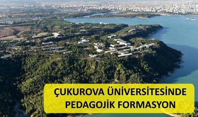 Çukurova Üniversitesi Formasyon