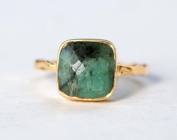 Best 25 Emerald Rings Ideas On Pinterest Emerald Ring