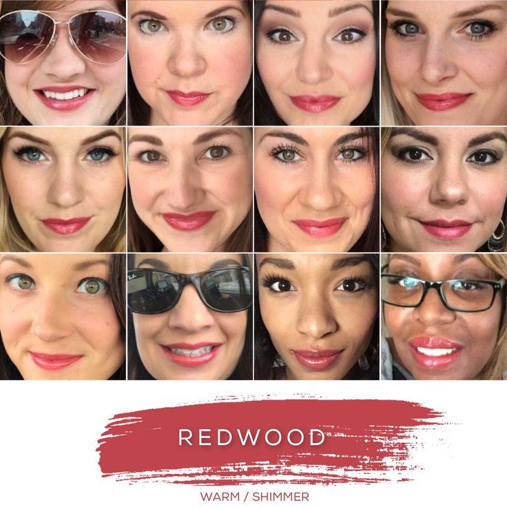 Redwood Lipsense Lipstick