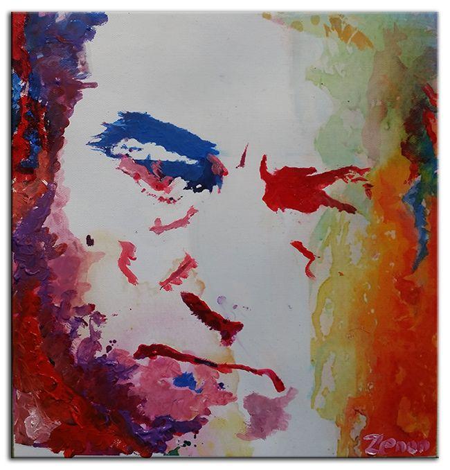 22 best Schilderij Artiesten images on Pinterest | David bowie ...