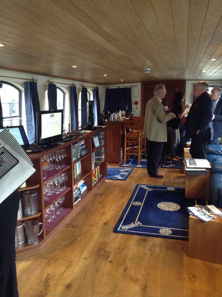 European Waterways - MagnaCarta, The Saloon & Bar