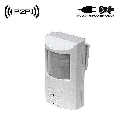 Wireless Spy Camera with WiFi Digital IP Signal, Recording & Remote Internet Access (Camera Hidden in PIR Motion Detector) SCS Enterprises http://www.amazon.com/dp/B0057HBPSW/ref=cm_sw_r_pi_dp_WqeXwb1NT01F3