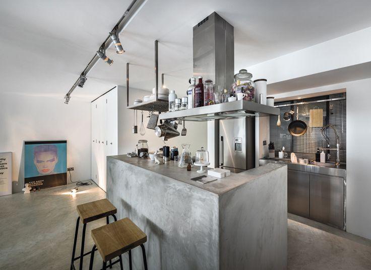 77 Best Kitchens Images On Pinterest  Kitchen Designs Apartment Delectable Kitchen Design Singapore Hdb Flat Design Ideas