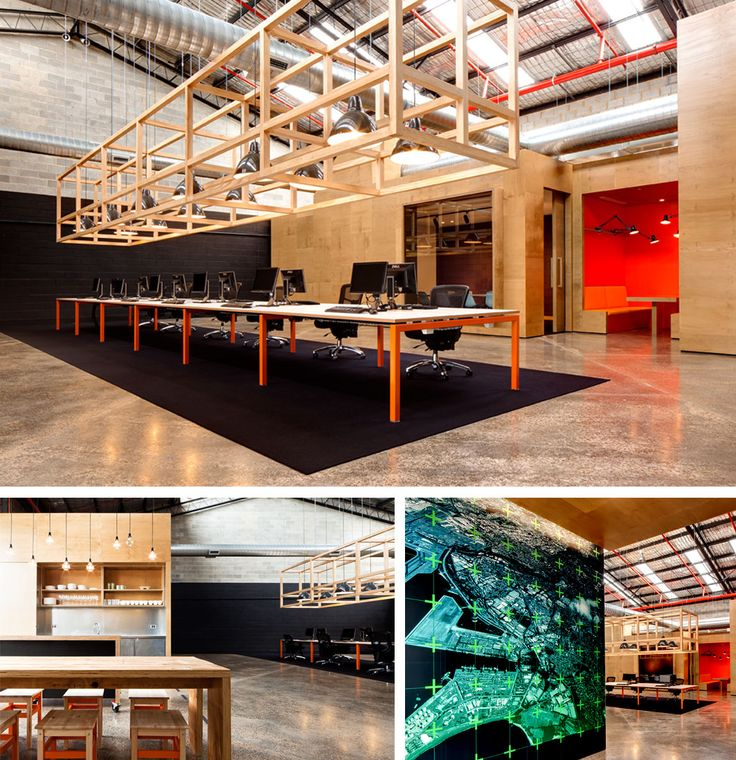 B4 is a recently completed project for Goodman; a space to house their South Sydney team,
