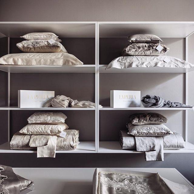 La Perla Home Collection In The New Flagship Fazzini In