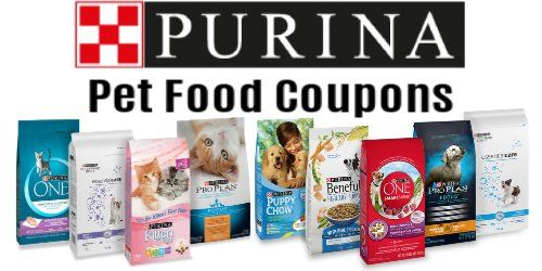 Free 5 Off Purina Pro Plan Cat Food Coupon With Images Cat
