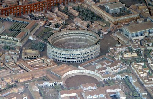 Views of Ancient Rome