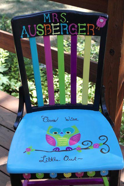 17 Best Ideas About Teacher Chairs On Pinterest Teacher
