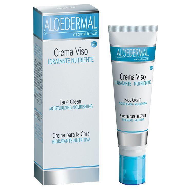 Il nutrimento della tua pelle si chiama Aloedermal! La crema di ESI che si prende cura del tuo viso..  http://www.vivodibenessere.it/aloedermal-crema-viso