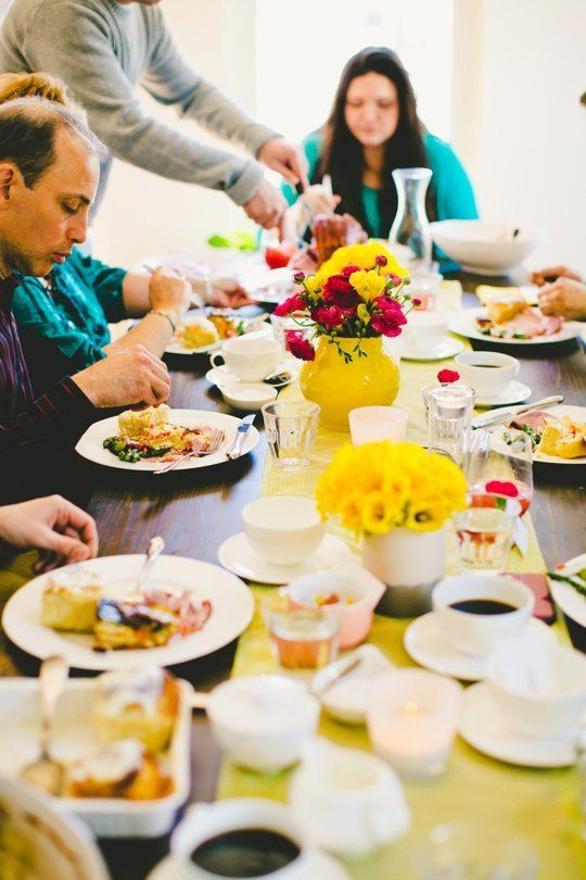 Make Ahead Dinner Party Ideas Part - 49: Our Guide To The Make-Ahead Brunch