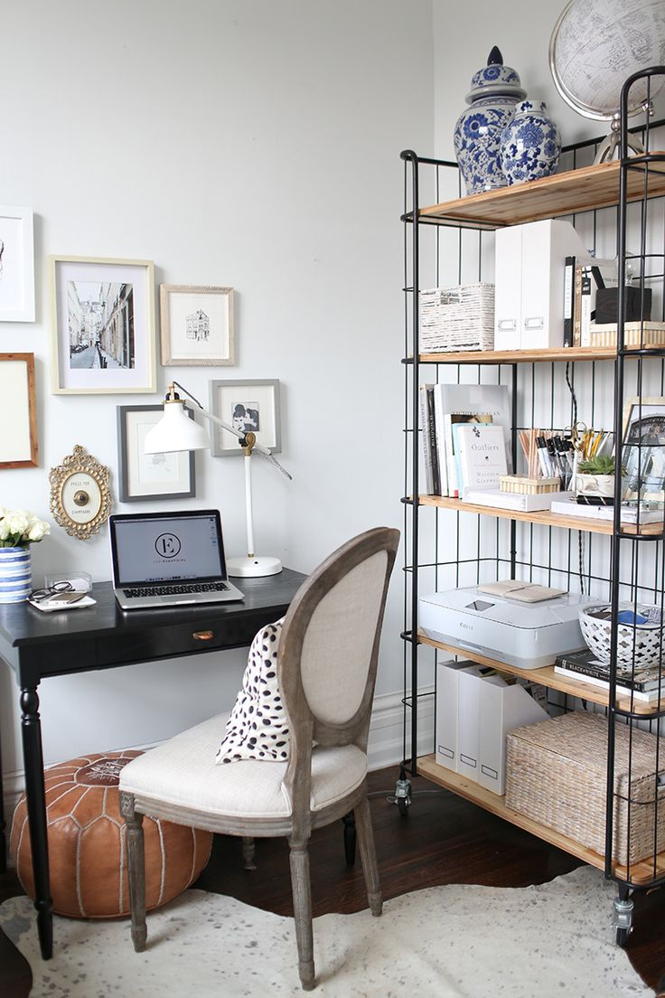 Best 25+ Home office closet ideas on Pinterest | Small home ...