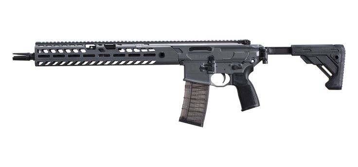 NEW Piston 5.56/300BLK - Sig Sauer MCX Virtus - The Firearm BlogThe Firearm Blog