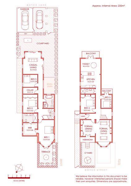 46 Boyce Street, Glebe, NSW 2037 - floorplan