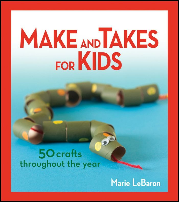 kid craft ideas: Crafts Books, Crafts For Kids, Crafts Ideas, Kids Stuff, Kids Books, Toilets Paper, Kids Crafts, 50 Crafts, Snakes