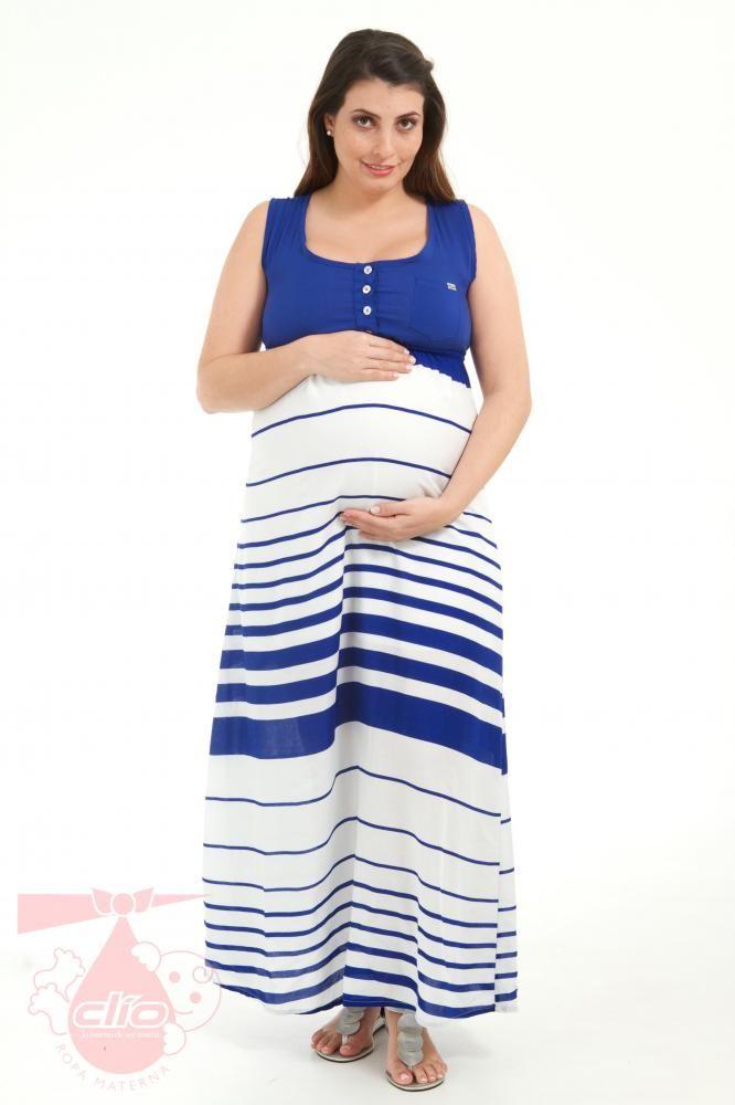 Los #Vestidos #modernos para #embarazadas los puedes encontrar con Clío #Ropa #Materna y además los recibes en cualquier ciudad de Colombia si costo adicional.