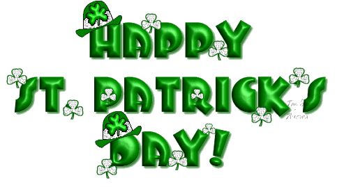 st patricks day | St. Patrick's Day pictures - Drawing - ANIMATED GIFS - ST. PATRICK ...