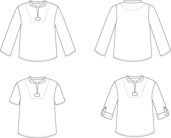 Introducing the Breeze Shirt - Twig + Tale