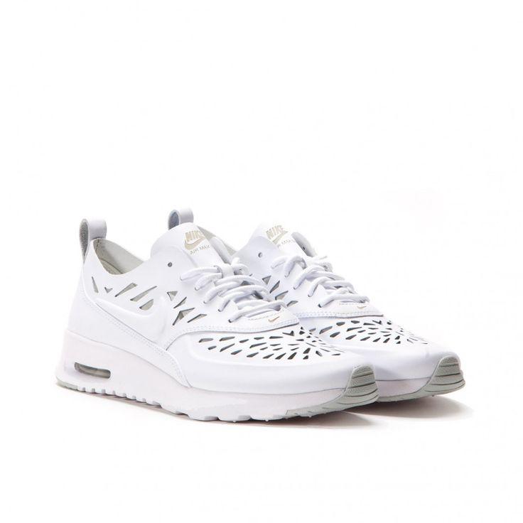 Nike Air Max Thea Weiß Grau Pink