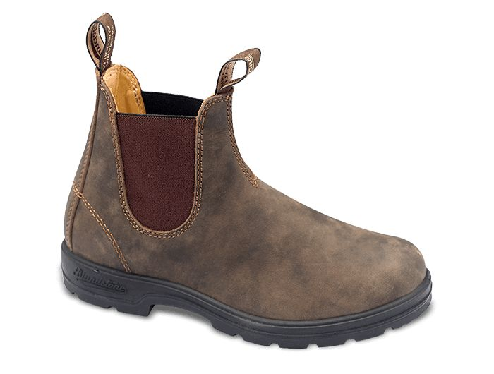 Buy a pair of Blundstone Casual Chelsea Boots. In Men's or Women's Premium Leather. Direct from Blundstone and available with a Lifetime Guarantee upgrade.