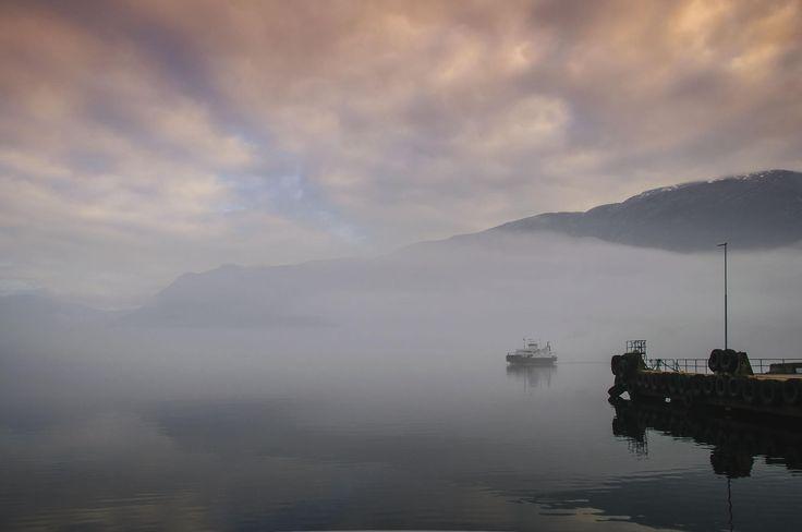 Ferry by Lidia, Leszek Derda on 500px