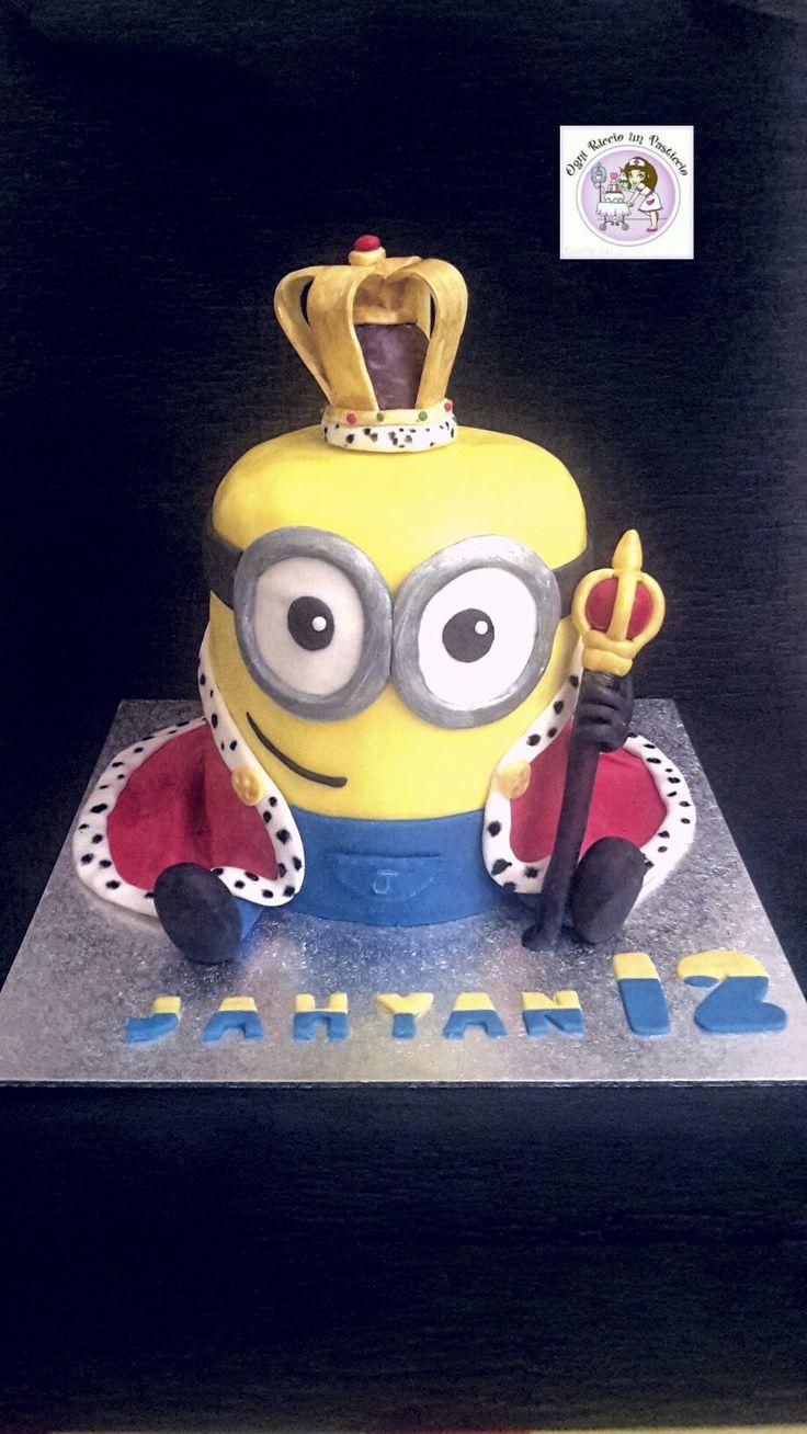 Minions' Cake!