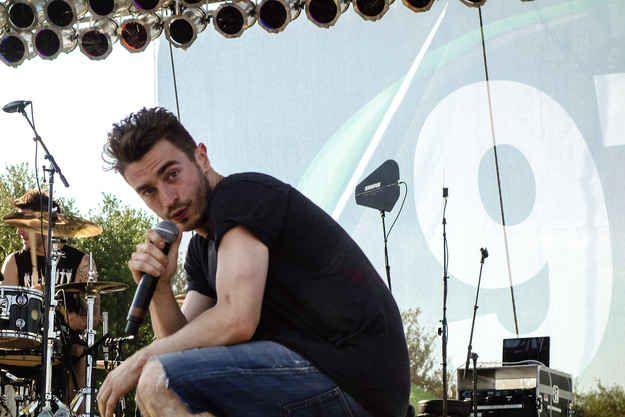 "David Boyd (New Politics)|Hottest Indie Band Members Me-""OMG I LOVE DAVID BOYD SO MUCH!!!!!!!!"""