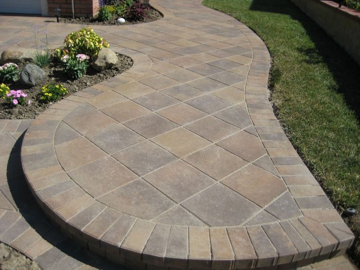 Paving Designs For Backyard Style Best 25 Paver Patio Designs Ideas On Pinterest  Pavers Patio .
