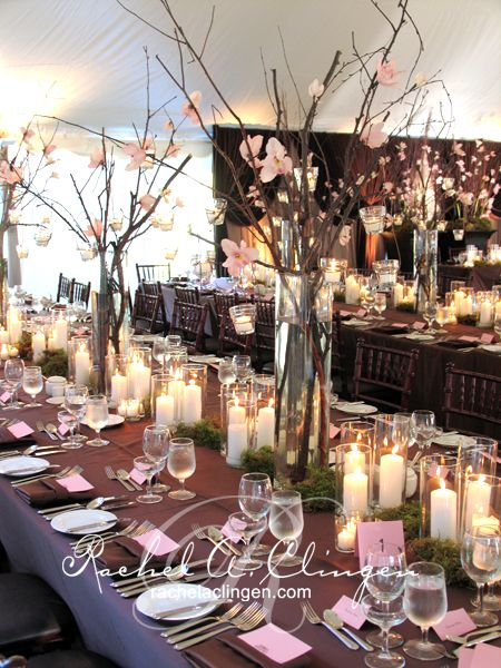 1000 images about wedding reception decor on pinterest for Wedding reception centrepieces