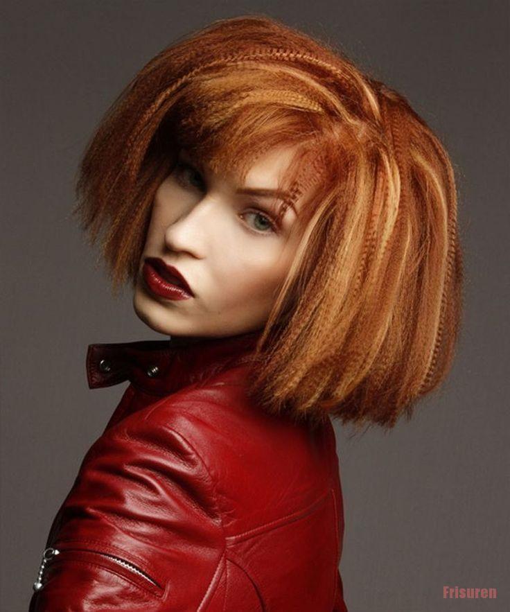 Прически с гофре: Самые лучшие варианты укладки волос на ...