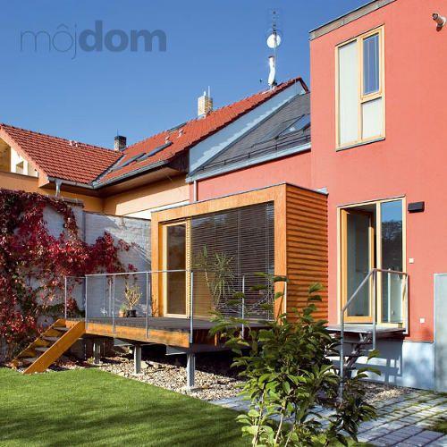 Pozoruhodný dvojgeneračný domček v Prahe – galéria | Mojdom.sk