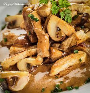 Przepisy na kurczaka warte spróbowania. Tym razem przepis na pierś z kurczaka z pieczarkami. Do wykonania tego przepisu potrzebujesz: piersi z kurczaka, pieczarek, cebuli, czosnku i sosu sojowego.