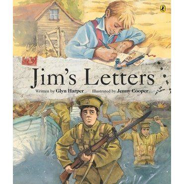 Dear Jim, Your postcard arrived today. I showed it to the family. Mum misses you . . .  Between December 1914 and August 1915 Tom and Jim...