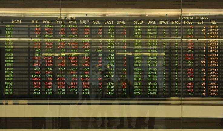 Penguatan Wall Street Diikuti IHSG