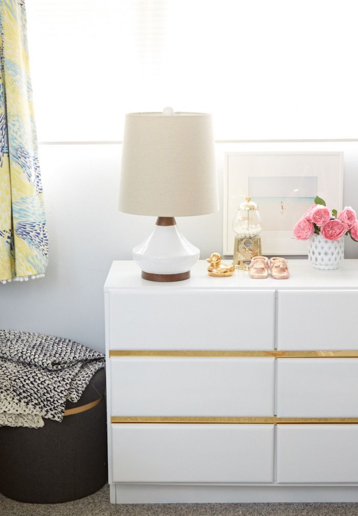 How To Incorporate Ikea Malm Dresser Into Your Decor ...