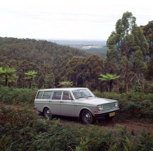 Kahblog • 1967 Volvo 145
