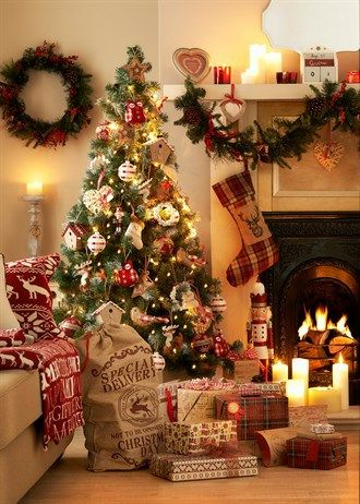A house full of Christmas