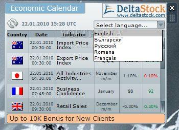 Forex News Calendar Software