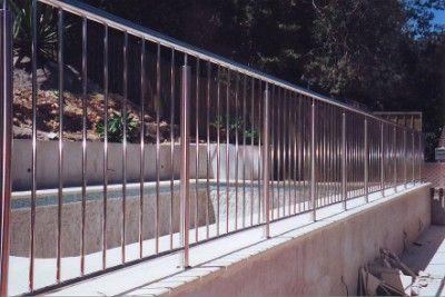 steel balustrades - Google Search