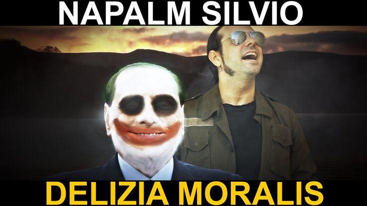 La decadenza di Berlusconi vista dalla sessuologa Delizia Moralis