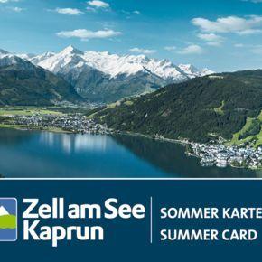 Summer Card Zell am See-Kaprun | © Zell am See-Kaprun Tourismus