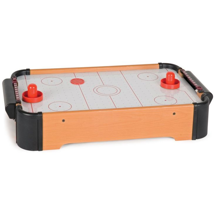 CHH 21 in. Mini Air Hockey Table Top Game - 9052S