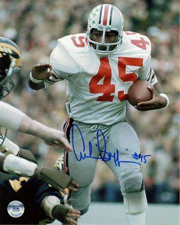 Ohio State Buckeyes football | Autographed Archie Griffin Ohio State OSU Buckeyes Football Photo