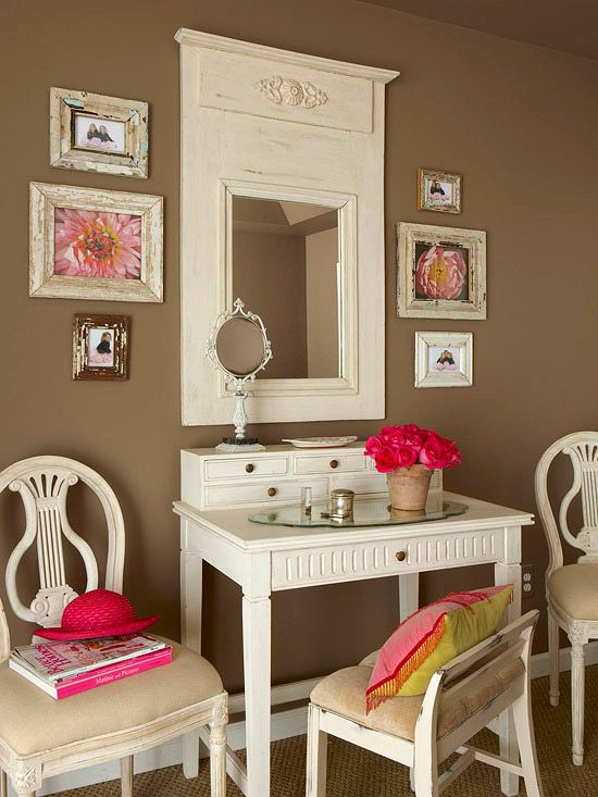 Bathroom Makeup Vanity Ideas. 22 best Makeup Vanity Decor images on Pinterest